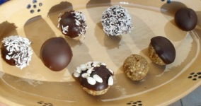 Raw Truffles and Buckeyes