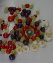Fruit Mandala