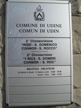 Cormor-S.Rocco Library