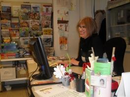 Carla the Librarian