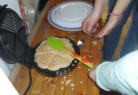 Home Made Waffles